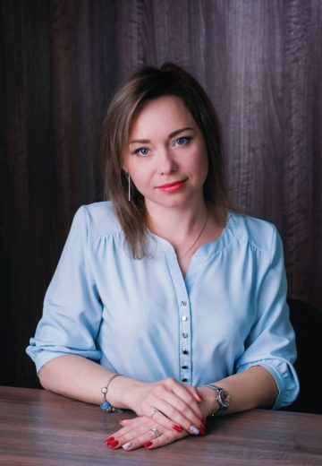 Арефьева Олеся - главный бухгалтер