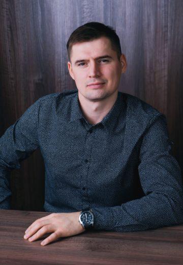 Горохов Денис Сергеевич - Руководитель СК