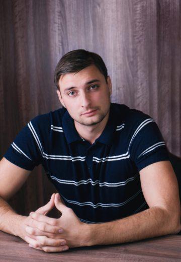 Роман Горохов -Начальник стройкоплекса